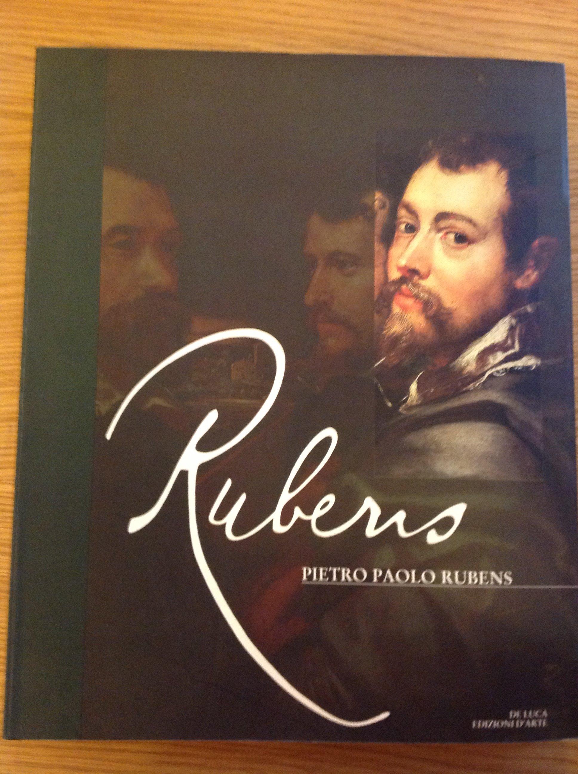 Rubens - Copertina