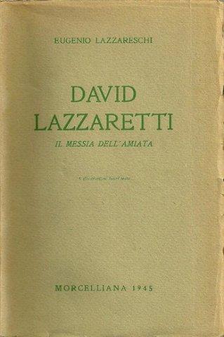 David Lazzaretti di Lazzareschi