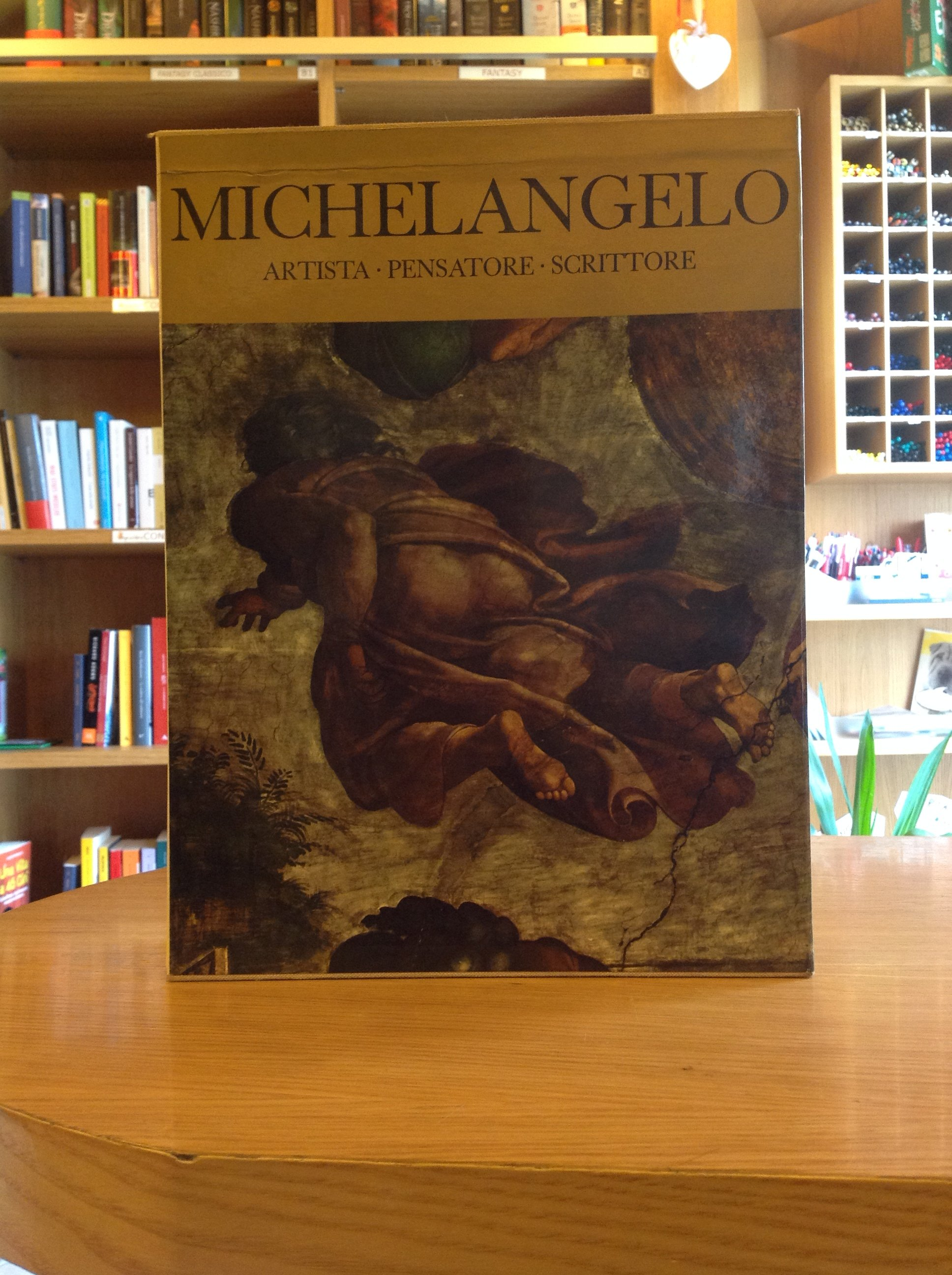 Michelangelo - Cofanetto retro