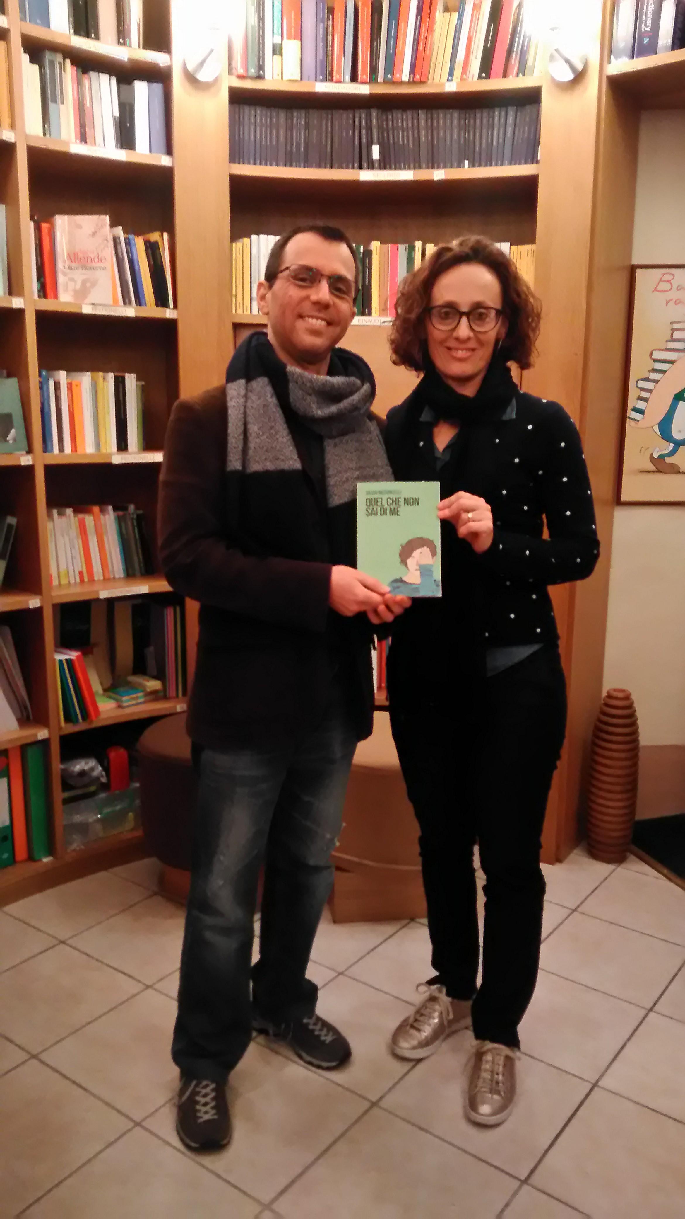 Io, Silvia e il libro
